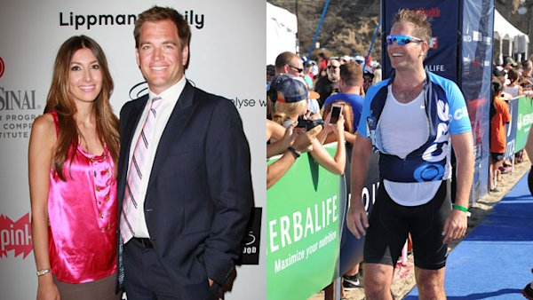 NCIS' Star Michael Weatherly Reveals 35-Pound Weight Loss