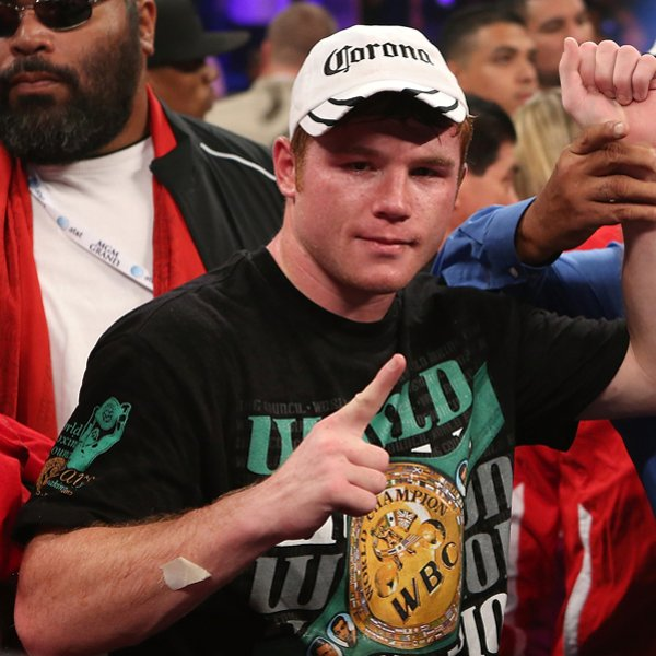 Canelo Alvarez (Photo by Josh Hedges/Getty Images)