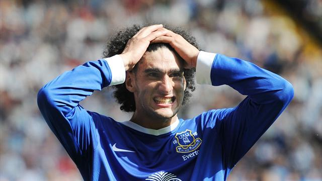 Football - Fellaini sorry for Shawcross incident