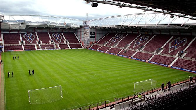 Hearts have issued a plea for supporters to back the club financially