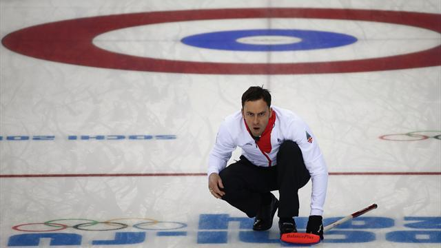 Winter Sports - Brits in Sochi: Men's curling rink faces play-off, Buckland and Coomes meet target