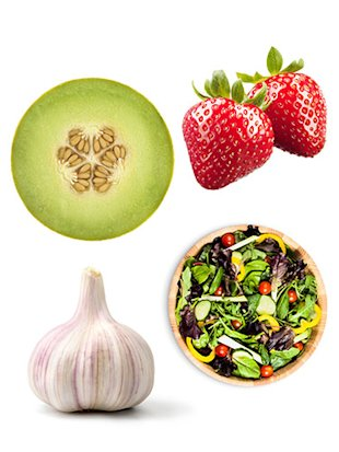 foods that fight hot flashes