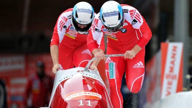 Bobsleigh - Champion Hefti to miss bobsleigh World Cup openers