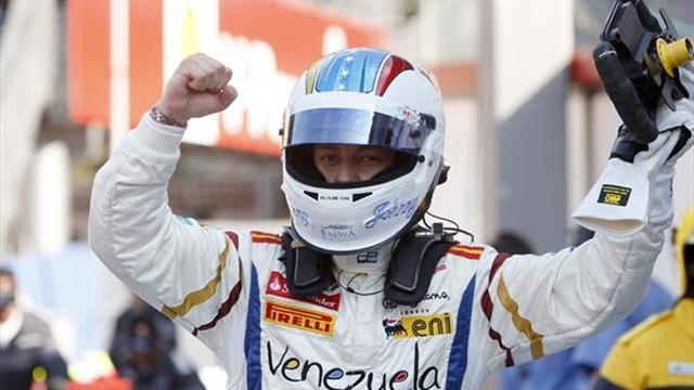 GP2 - Cecotto switches to Arden for 2013