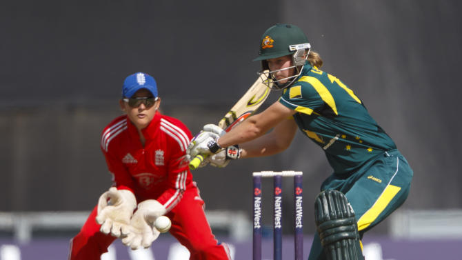 Cricket - 2013 Women's Ashes Series - First International Twenty20 - England Women v Australia Women - Ageas Bowl