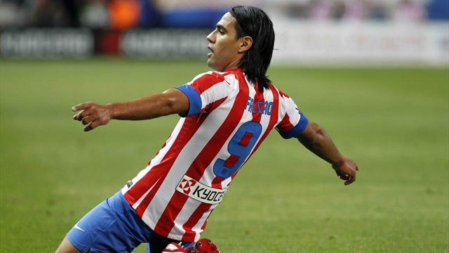 Liga - Cerezo: Falcao won't go for less than €60m