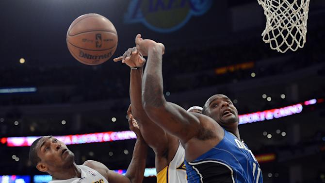 Orlando Magic v Los Angeles Lakers