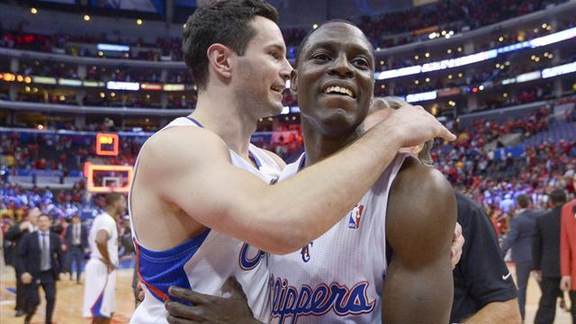 NBA - Clippers, Pacers and Thunder all win Game Sevens