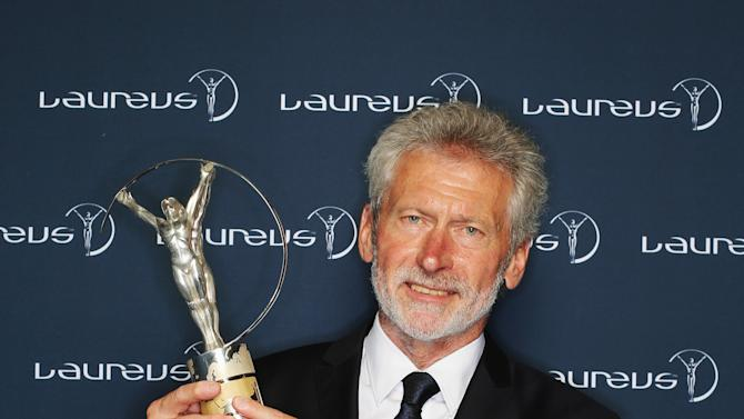 Winners Studio - 2014 Laureus World Sports Awards
