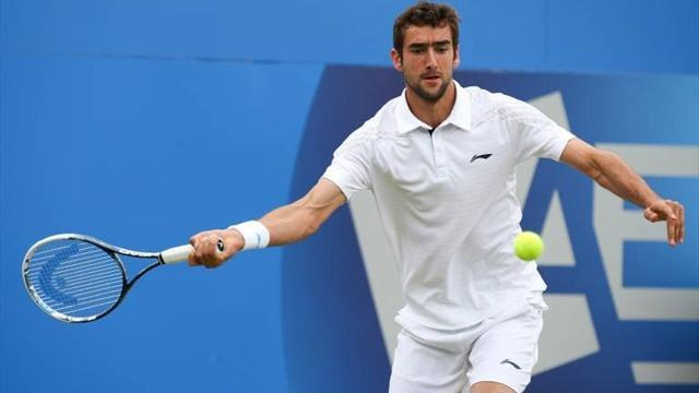 Tennis - Cilic looking forward to 'gift of year' in Paris after ban