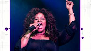Superstar Chaka Khan Joins 'Dancing With the Stars'…