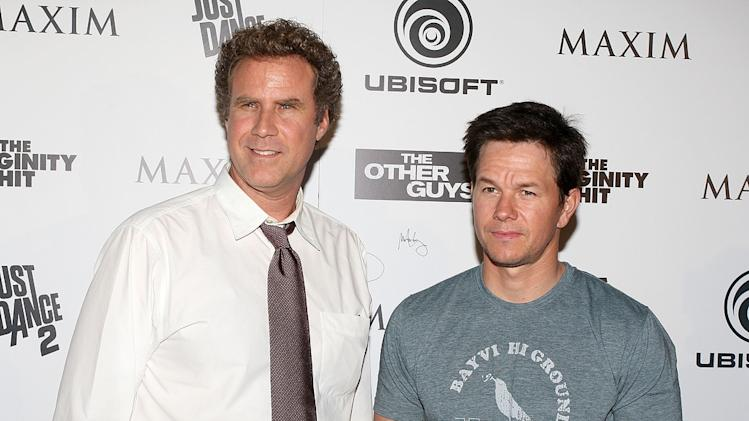2010 Comic Con Panels Mark Wahlberg Will Ferrell