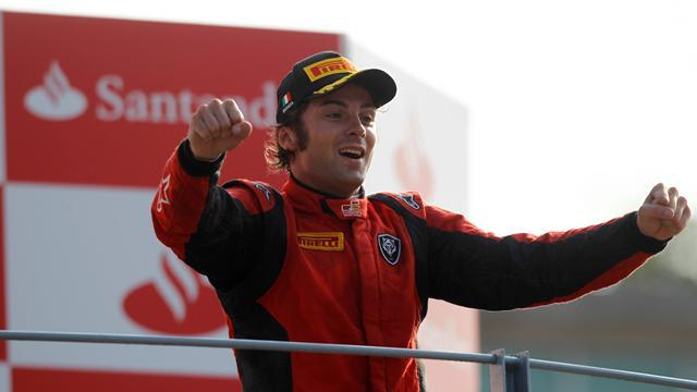 Filippi rejoins Coloni for Monza