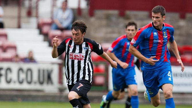 Owain Tudur Jones will have the chance to put an injury-ravaged campaign behind him at Inverness