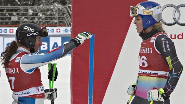 Alpine Skiing - Sick Vonn sits out training