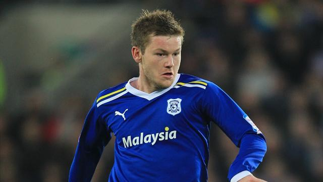 Championship - City sweat on Gunnarsson injury