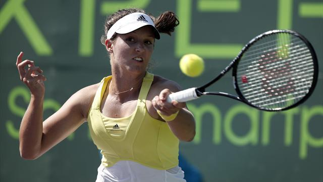 Fed Cup - Robson heads Britain team for play-off in Argentina