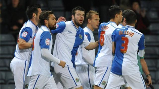 Championship - Blackburn beat sorry Sheffield Wednesday