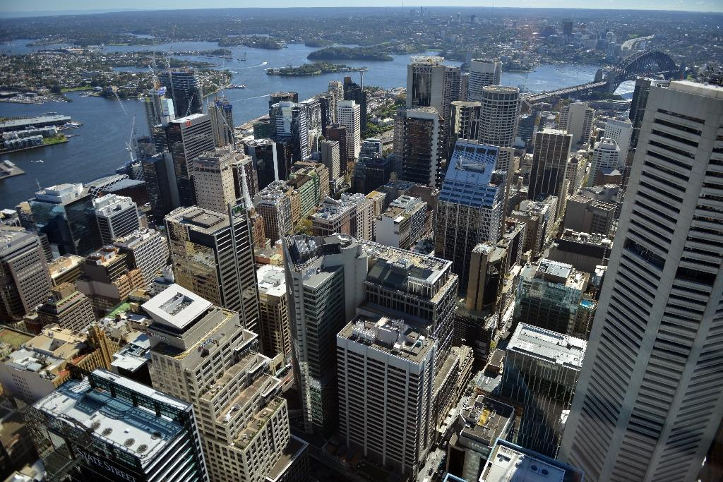 Australia's economy expands 0.9% in September quarter, 2.5% on-year