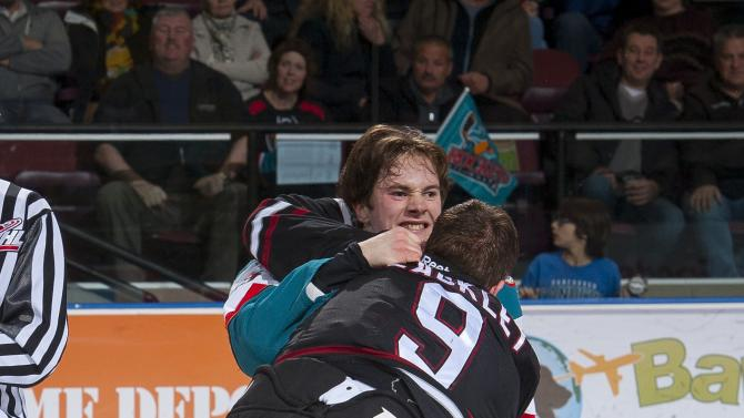 Red Deer Rebels v Kelowna Rockets