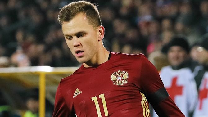 Cheryshev: It was an easy decision to join Valencia