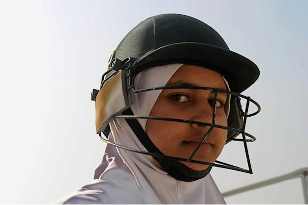 Afghanistan cricket girl, women, Kabul