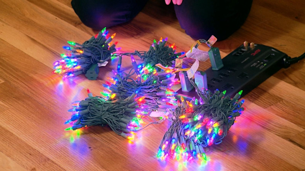 Test Christmas Tree String Lights : Putting Christmas Lights and Tree Stands to the Test - Yahoo