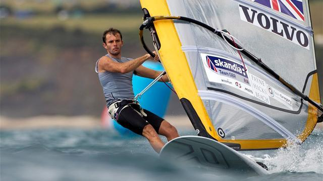 Sailing - Dempsey well-placed to record historic world title