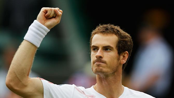 -Tennis: Andy Murray became the first Brit to win the Wimbledon title in 76 years.
