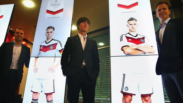 World Cup - Recovering Khedira makes Germany squad, Arsenal trio included