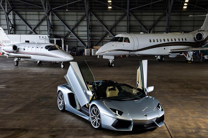 [CARVIDEO 汽車視界] 車壇直擊—Lamborghini Aventador LP 700-4 Roadster發表會