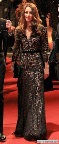kate middleton war horse premiere