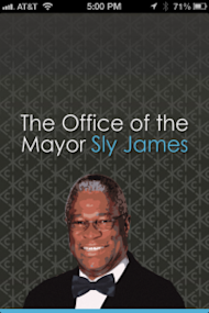 Kansas City Mayor Continues Tech Takeover With New App image SlyJamesKCApp 200x3001