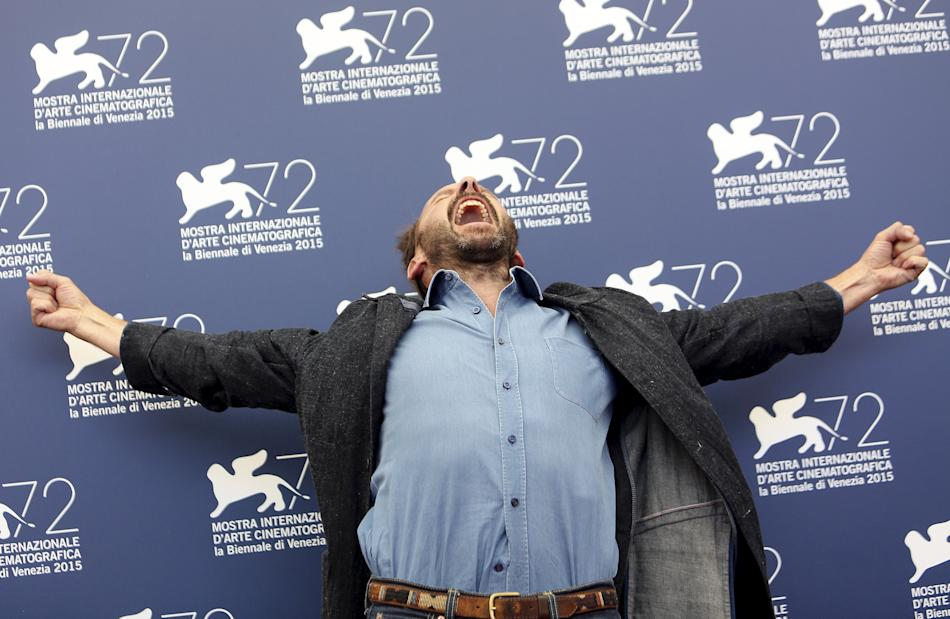 Ralph Fiennes attends the photocall for the movie