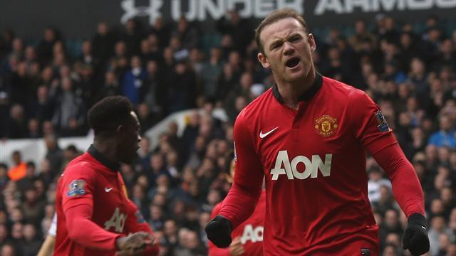 Premier League - Paper Round: Real ponder Rooney swoop