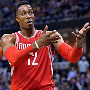 Report: Rockets discussing Dwight Howard trade with teams