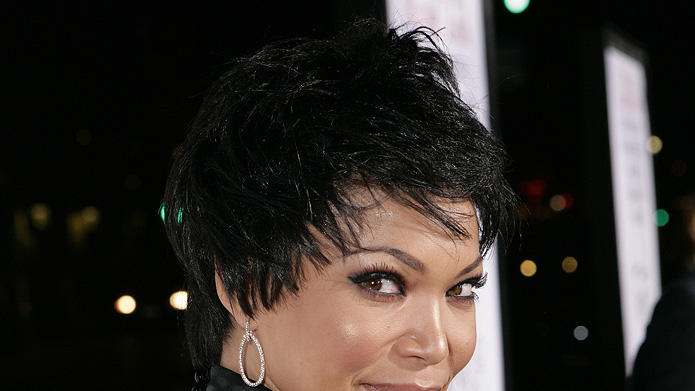 Zack and Miri Make a Porno LA Premiere 2008 Tisha Campbell