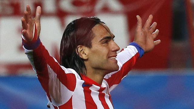 Premier League - Paper Round: £45m Falcao for City?