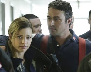 Chicago Fire Finale Recap: Baby Fever! [Updated]