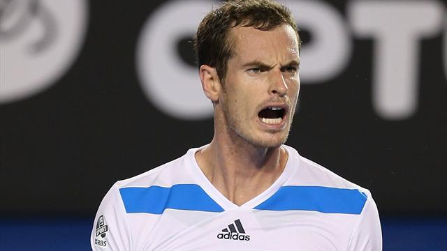 Australian Open - Murray labours to win over Millot