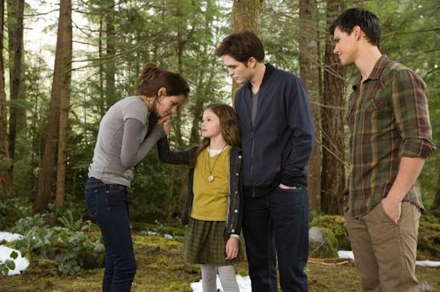 'The Twilight Saga: Breaking Dawn - Part 2' dominates the box office for another week