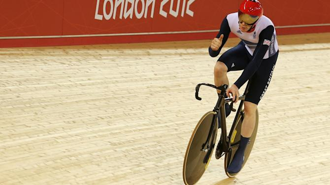 Cycling - Ed Clancy not worried about poor World Championship showing