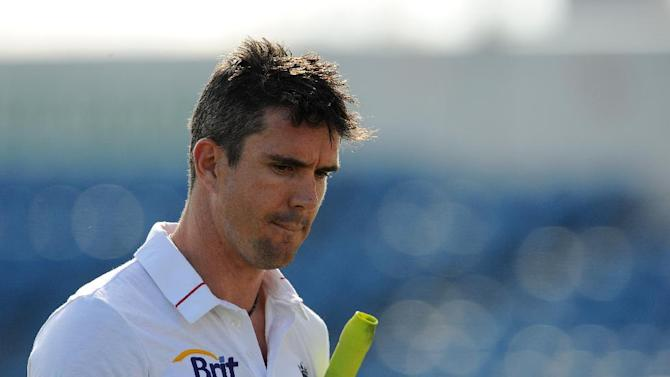 Any Flower said it's up to Kevin Pietersen whether he is able to play for England again