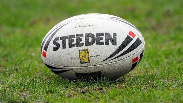 Rugby League - Mazey thrilled to keep Brierley