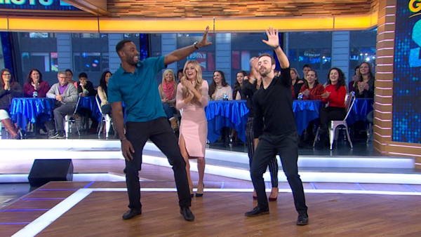 Good Morning America Watch Live : Dwts finalists compete in gma showstopper showdown