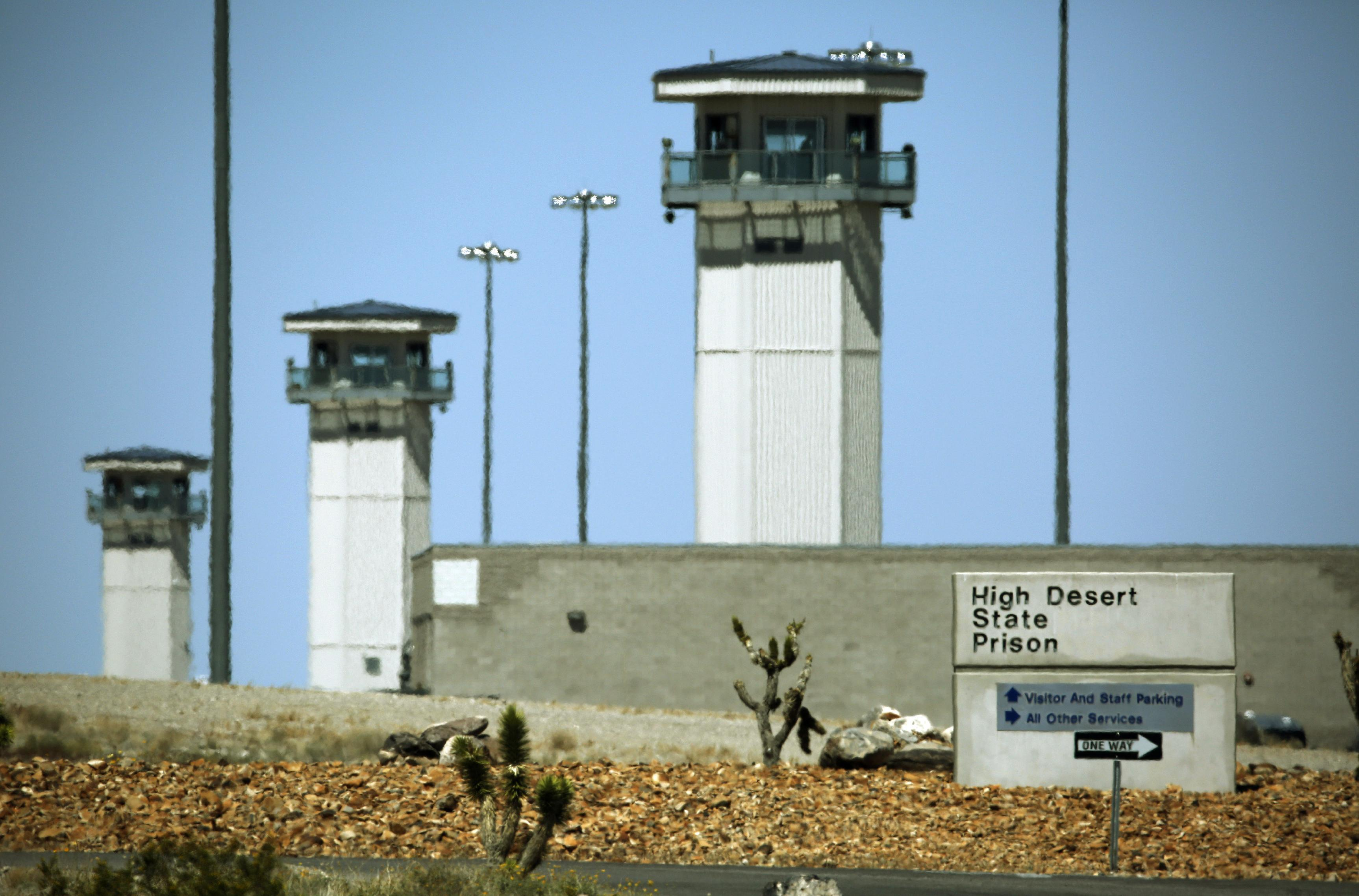 Deadly Nevada prison brawl stokes mystery about guards, guns