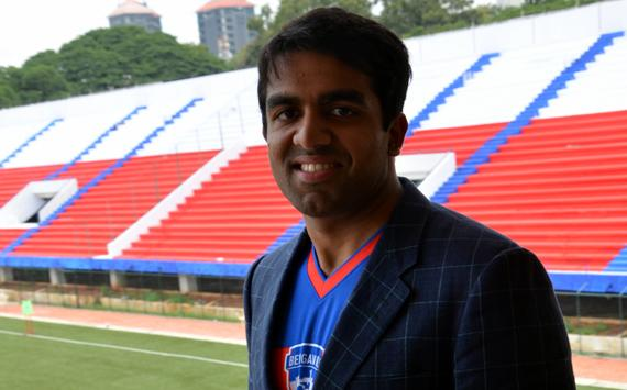 Parth Jindal seeks apology from Bengaluru FC faithful after East Bengal mauling