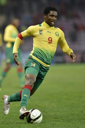 Cameroon players delay travel over bonus pay
