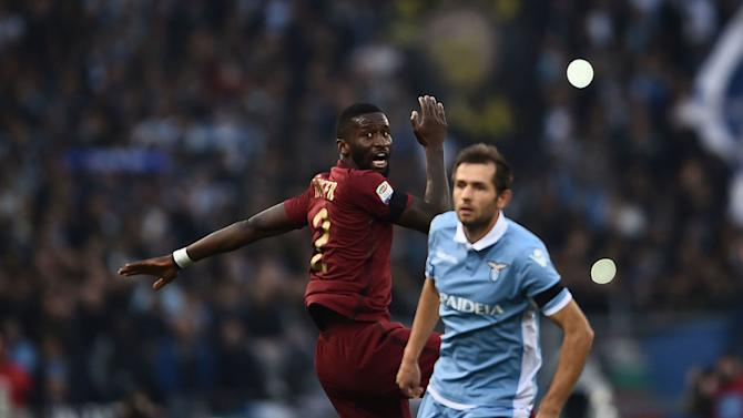 Lazio's Senad Lulic in Hot Water After Throwing Racist Remarks Antonio Rudiger's Way