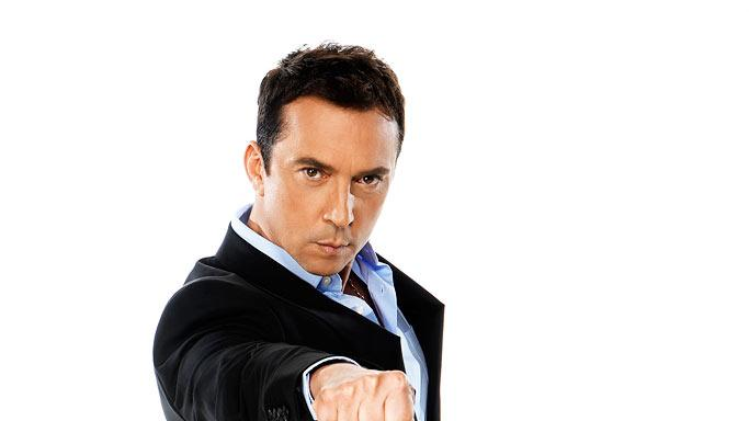 Bruno Tonioli on Dance War: Bruno vs. Carrie Ann.